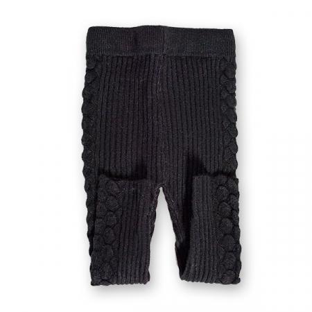 Pantalon Legging din Tricot cu Model1