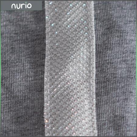 Pantalon tip legging cu dungi contrastante [6]