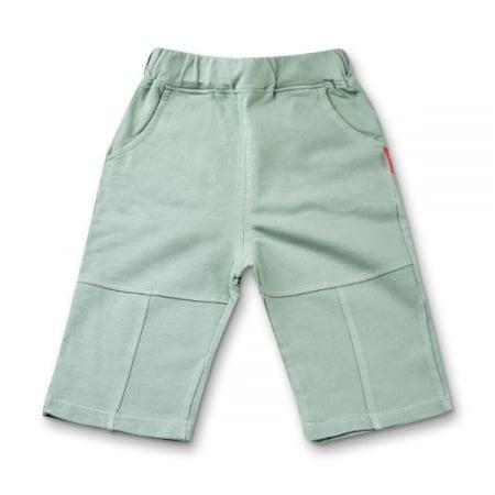 Pantaloni trei sferturi din bumbac0