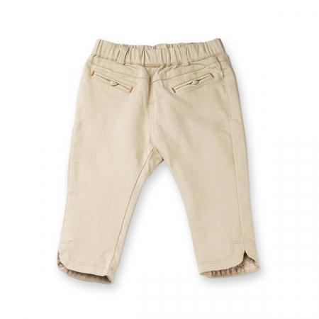 Pantaloni bej fete0