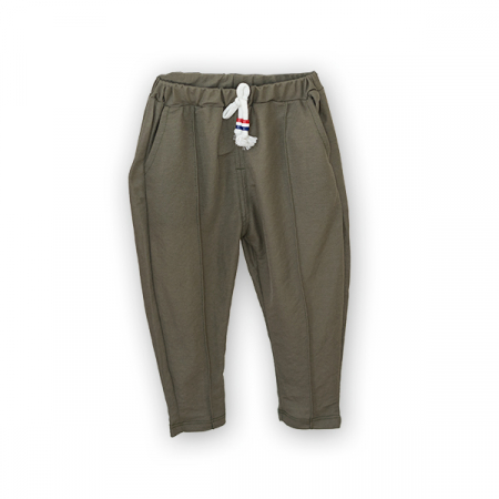 Pantaloni subtiri cu cusaturi [0]