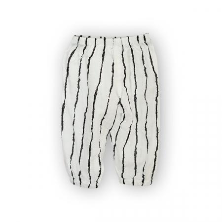 Pantaloni jogger cu dungi1