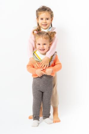 Pantaloni jogger din tricot1