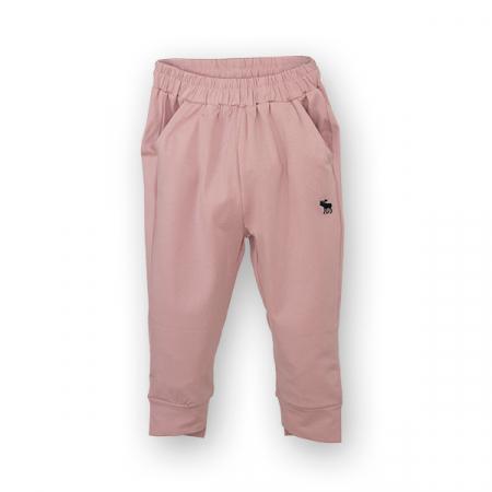 Pantaloni jogger trei sferturi0