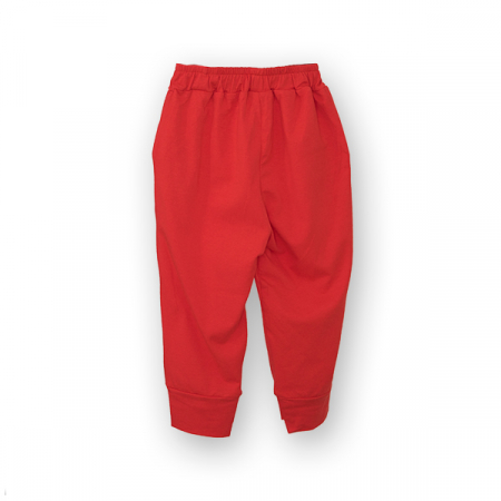 Pantaloni jogger trei sferturi1