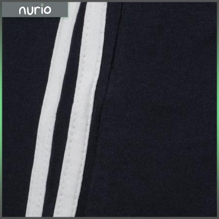 Pantaloni sport cu doua dungi laterale7