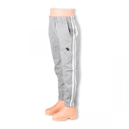 Pantaloni sport cu doua dungi laterale1