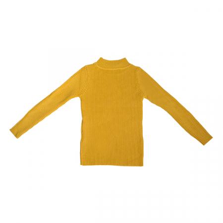 Pulover Simplu din Tricot [8]