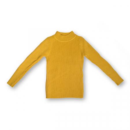 Pulover Simplu din Tricot [7]