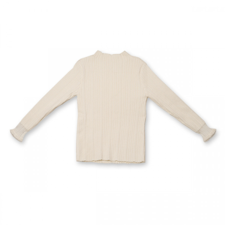 Pulover Simplu din Tricot [4]
