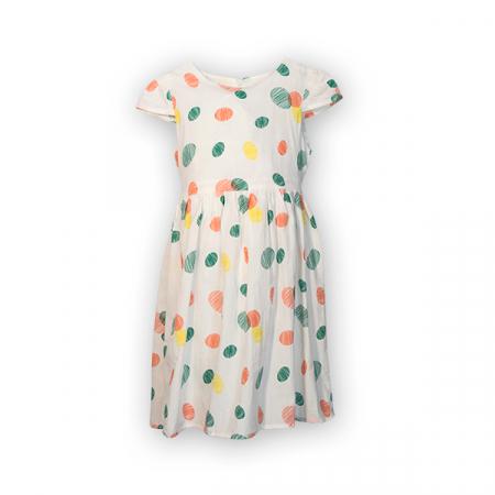 Rochie cu imprimeu Colorat0