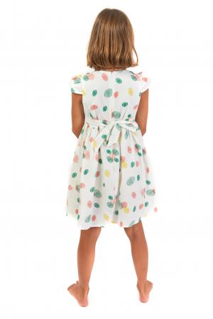 Rochie cu imprimeu Colorat [4]