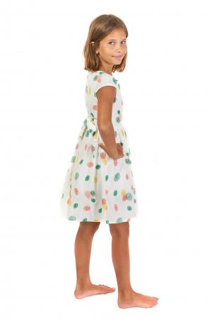 Rochie cu imprimeu Colorat [3]