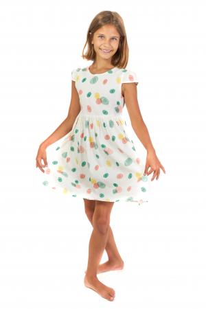 Rochie cu imprimeu Colorat [0]