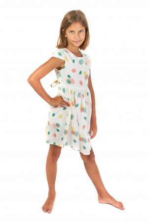 Rochie cu imprimeu Colorat [1]