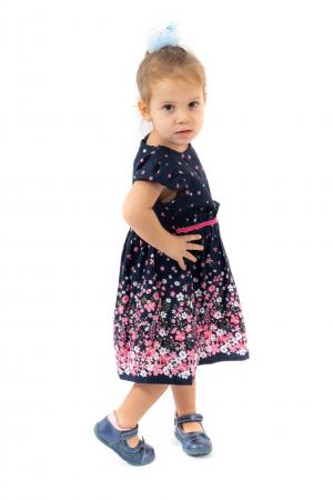 Rochie cu imprimeu floral2