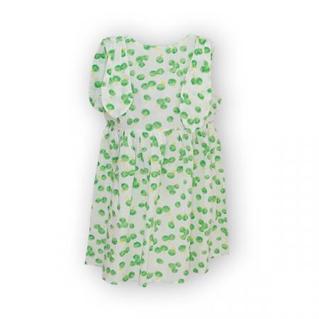 Rochie cu imprimeu fructe0