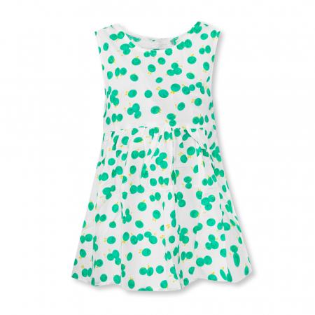 Rochie cu imprimeu fructe [3]
