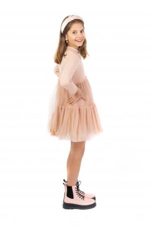 Rochie eleganta cu tulle [2]