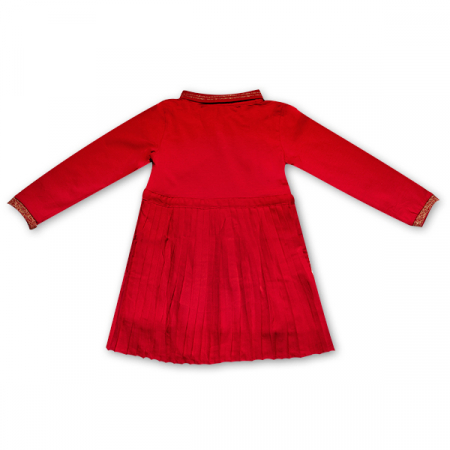 Rochie  Plisată1
