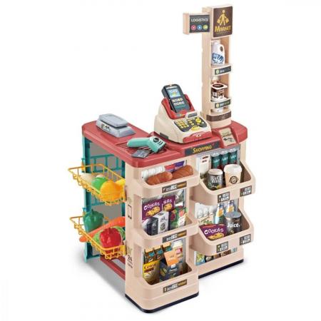 Set de joaca - magazinul de acasa - 48 piese0