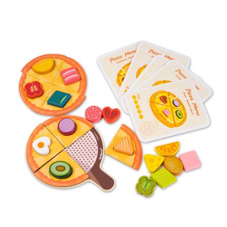 Set de joaca - pizzerie - 40 piese [1]