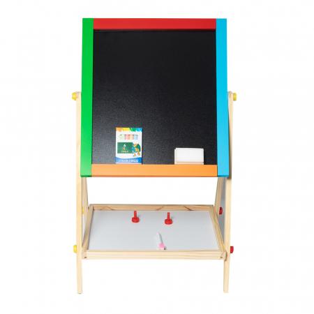 Tabla magnetica multifunctionala din lemn [1]