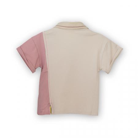 Tricou polo colorat1