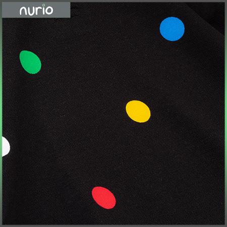 Tricou polo cu buline colorate5