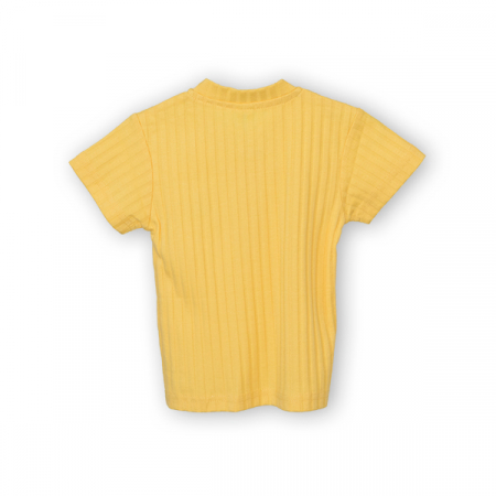 Tricou simplu cu nasturi1