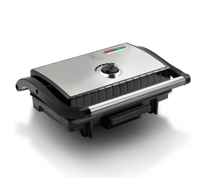 Grill electric Black Silver Collection Berlinger Haus BH 9059 [0]