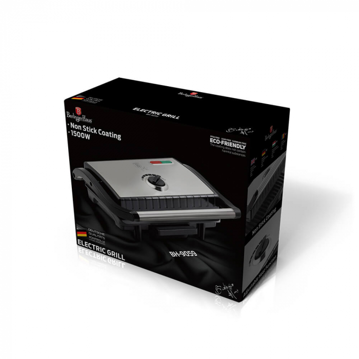 Grill electric Black Silver Collection Berlinger Haus BH 9059 [3]