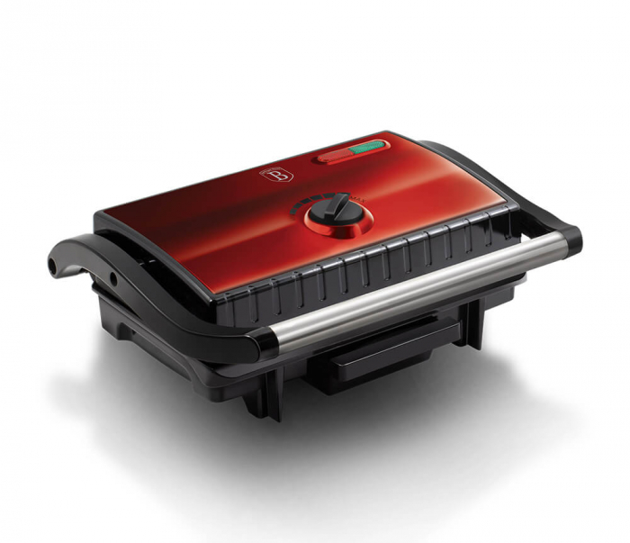 Grill electric Burgundy Metallic Collection Berlinger Haus BH 9060 [1]
