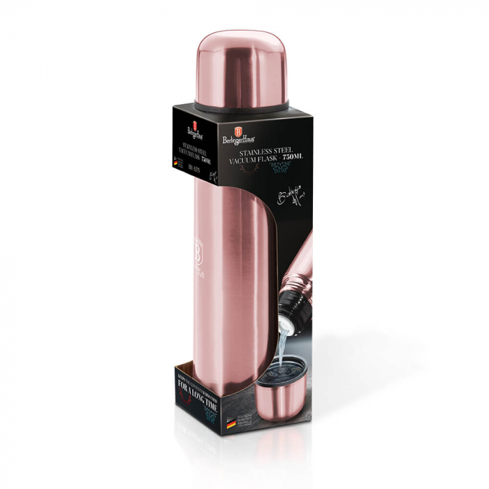 Termos 0.75 L I-Rose Line Collection Berlinger Haus BH-6379 1