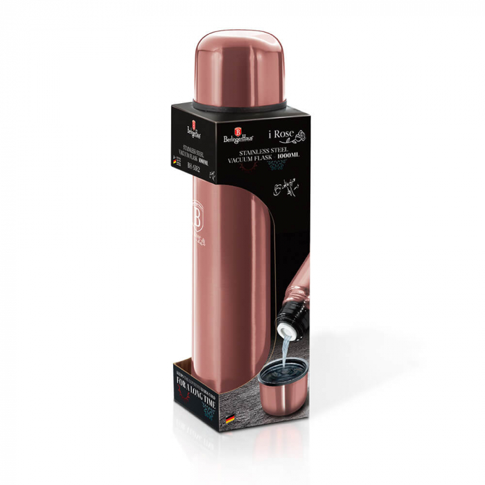 Termos 1L I-Rose Line Collection Berlinger Haus BH-6382 1