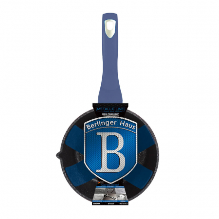 Cratita 16 cm Metallic Line Royal Blue Edition Berlinger Haus BH 1650N2