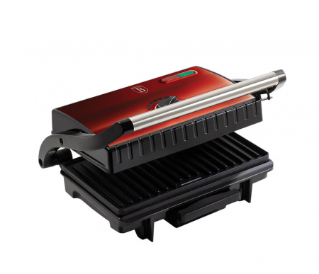 Grill electric Burgundy Metallic Collection Berlinger Haus BH 9060 [0]