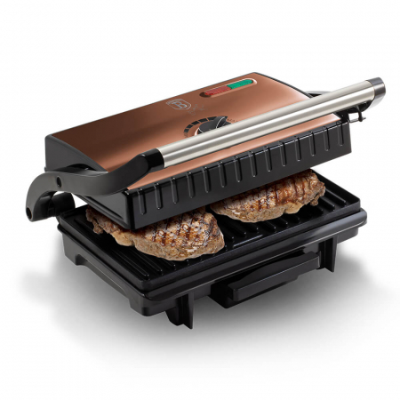 Grill electric Rose Gold Metallic Collection Berlinger Haus BH 9061 [2]