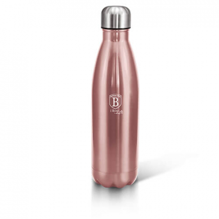 Sticla termos 0.5 L I-Rose Line Collection Berlinger Haus BH 63730