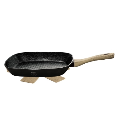 Tigaie Grill 28 cm Ebony Maple Collection Berlinger Haus BH 17101