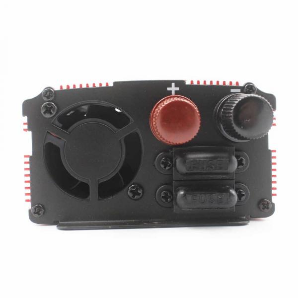 Invertor auto de tensiune 12V-220V, Lairun, 800 W si putere continua 575 Watt 1