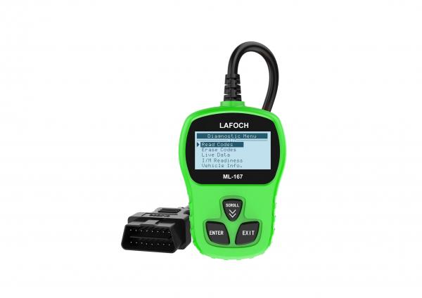 Tester diagnoza cu interfata auto profesional si universal OBD2 Lafoch ML-167 [1]