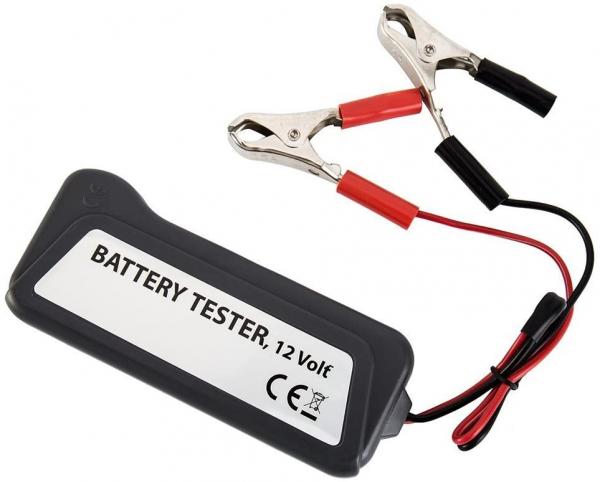 Tester de alternator si stare baterie Auto 12 V [2]