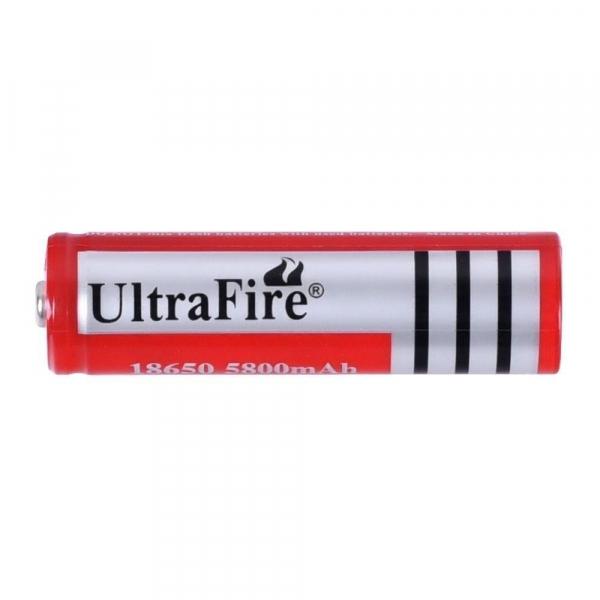 Acumulator Li-Ion UltraFire 18650 3.7 V, 5800 mAh [4]