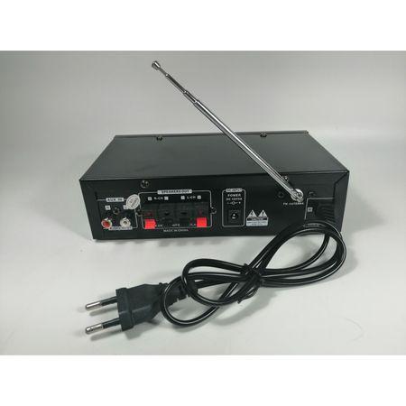 Amplificator audio tip statie BT-798 cu Bluetooth, USB si suport SD 1