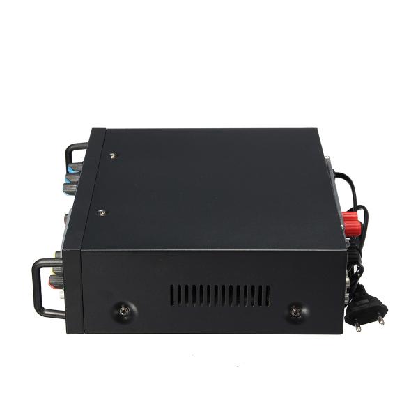 Amplificator profesional tip statie TeLi BT-266,cu Bluetooth MP3 Player si Radio FM 4