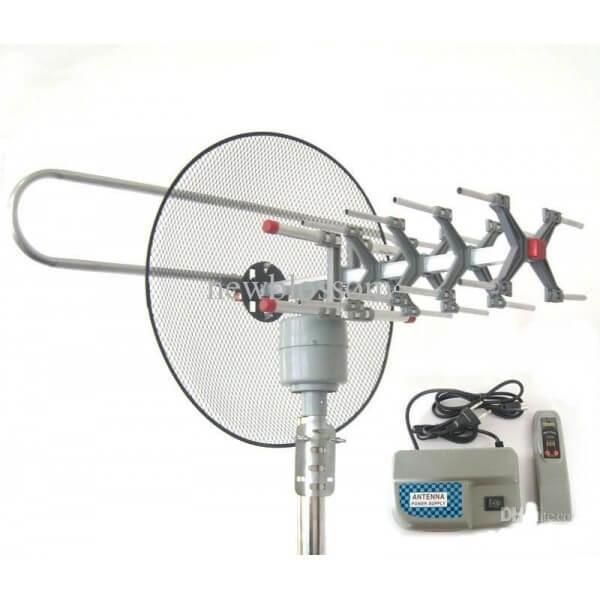 Antena TV 360 cu telecomanda SNA-893TG 0