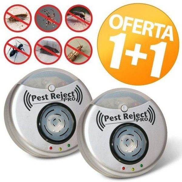 Aparat anti rozatoare si insecte 1+1 GRATIS Pest Reject Pro 0