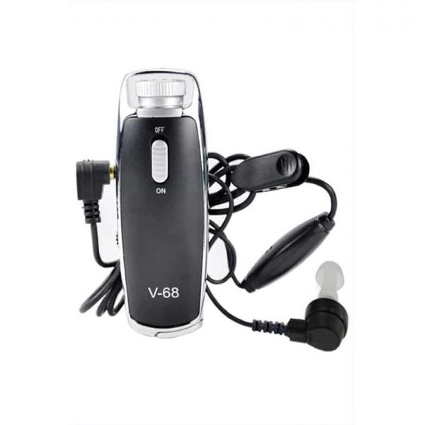 Aparat auditiv de buzunar cu fir V-68, 129dB profesional [1]