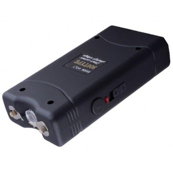 Aparat cu electrosocuri pentru autoaparare TW-800 0